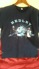 HEDLEY SHIPWRECKED IN......CONCERT T SHIRT SIZE MEDIUM
