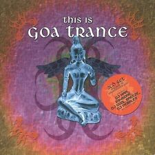 This Is Goa Trance CD (2001)