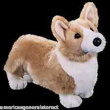 """CHADWICK Welsh Corgi Douglas Cuddle 19"""" plush Welsh DOG stuffed animal toy"""