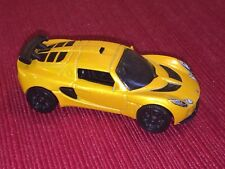 Matchbox 2006 Lotus Exige Yellow/Black Loose Used Right Hand Drive