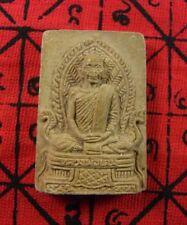 Phra Somdej, LP Derm Wat Nong Poh, Thai Buddha Amulet, Lucky Talisman, B.E 2482