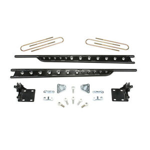 Fabtech FTS62006 Floating Rear Traction Bar System for Ford F-250/F-350 4WD