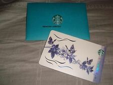 "Starbucks Gift Card Taiwan On-The-Go Card #32 "" 16th Anniversary "" Very RARE"