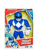 Playskool Heroes Mega Mighties Power Rangers Blue Ranger New
