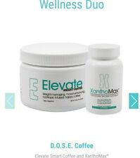 Elevacity ELEVATE DOSE:  SMART COFFEE TUB And XanthoMax Appetite Control