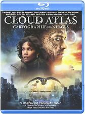 Cloud Atlas (Blu-ray, 2013, Canadian) Tom Hanks, Halle Berrry