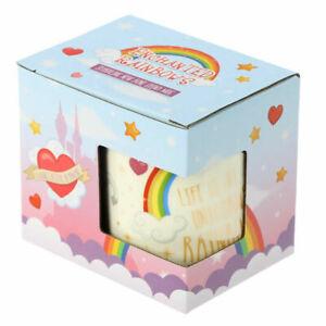 Enchanted Rainbows Sparkling New Unicorn Bone China Mug - EsmeLilly