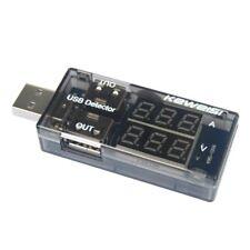 Cargador USB medico USB Probador Detector corriente Amperimetro Voltimetro M6U3