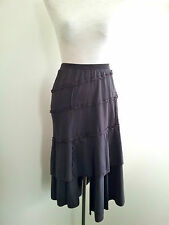 Dare To Be Different! Nolita size 40 charcoal skirt in excellent condition