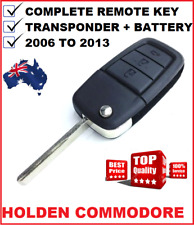 HOLDEN VE Sedan Commodore complete Remote Flip Key with remote Omega Berlina