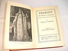 Felicity: The Making of a Comedienne C. Laughlin, with Bullocks wax seal, 1909