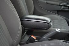 Centre Console Armrest Box Black To Fit Ford Fiesta (2009-17)