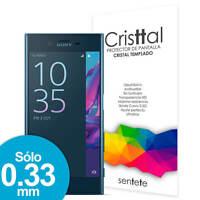 Sentete® Sony Xperia XZ Protector de Pantalla de Cristal Templado PREMIUM