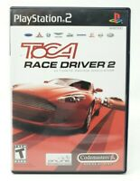 TOCA Race Driver 2: Ultimate Racing Simulator Sony PlayStation 2 PS2 Game