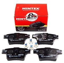 MINTEX REAR BRAKE PADS FORD JAGUAR MDB2691 FAST DISPATCH (REAL IMAGE OF PART)