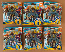 Imaginext DC Super Friends Series 7 Blind Bags Complete Set of 6 NEW SEALED.
