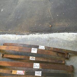 Nash rear spring, 49 x 1 3/4 x 6 1/4 inch high.  Item:  4015n
