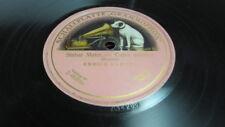 ENRICO CARUSO SCHALLPLATTE G&T GRAMMOPHON 78 RPM RECORD 76114 STABAT MATER