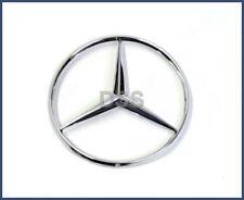 Genuine Mercedes w126 Emblem Trunk Star Lid Rear 350SDL 380SEL OEM 1267580158
