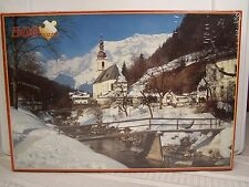 "NIB Scenery 500 Piece Puzzle ""RAMSAU GERMANY"" Made by Spee Puzzles Holland"