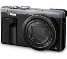 Panasonic Lumix TZ80 - 30x Zoom Compact Camera - Silver