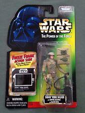 1997 Hasbro Kenner Star Wars POTF FF Freeze Frame Endor Rebel Soldier Figure