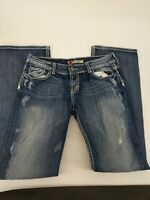 Buckle BKE Jeans Boot Cut Low Rise Stretch. 5 Pocket. Size 30x33
