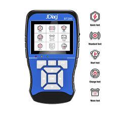 JDiag BT280 12V Car Battery Tester Automotive Bad Cell Analyzer 100-2000CCA 3.2