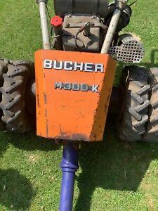 Finger Bar Mower Bucher