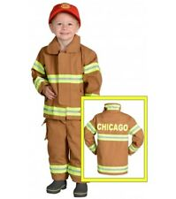 Toddler's Chicago Firefighter Costume   For ~ 18 Month   High Quality