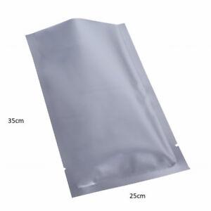10 x ADF Heat Seal Bag 25cm x 35cm Foil Mylar Smell Proof XRay Proof Hydroponics