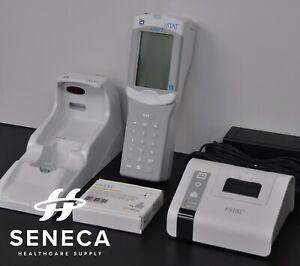 ABBOTT i-STAT 1 BLOOD ANALYZER FULL SYSTEM DRC PRINTER ESIM iSTAT MEDICAL 300-G