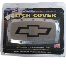 """For CHEVROLET CHEVY  Hitch Cover Plug Cap 2"""" Trailer Receiver W/ ALLEN BOLTS"""