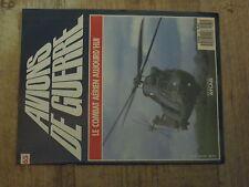 µµ Avions de Guerre n°65 Poster 4 pages Puma HC Mk1 / AAC aux Malouines C-130