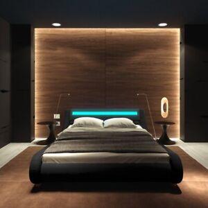 Karratha Upholstered Low Profile Platform Bed