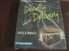Strange Matter®: Deadly Delivery by Marty M. Engle and Johnny Ray, Jr. Barnes