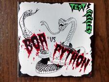 Test Icicles – 'Boa Vs Python' CD Single (2005) - Very Good Condition
