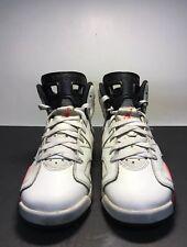 "Air Jordan 6 Retro "" Infrared"" White Infrared Black GS Size 6Y"