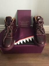 Air Jordan 5 Retro Premium 881432-612 Bordeaux Leather WITH BAG UK 6 US 7 EUR 40