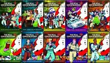 The Real Ghostbusters Complete ALL Vol 1-10 DVD Set Collection Seasons animated