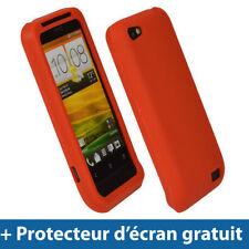 Étuis, housses et coques rouge HTC One pour téléphone mobile et assistant personnel (PDA) HTC