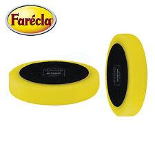2 x Farecla G Serpillière JAUNE compunding mousses 15.2cm (150mm) gmc612