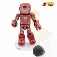 Marvel Minimates Series 66 Captain America Civil War Movie Mark 46 Iron Man