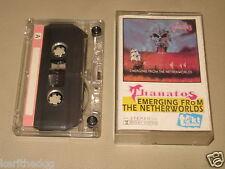 THANATOS - Emerging From The Netherworlds - MC Cassette tape /1064