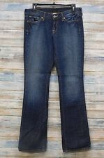 Lucky Brand Jeans 6 x 33 Women's Zoe Boot cut Stretch   (I-44)