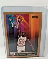 1990-91 Skybox Basketball #41 Michael Jordan NBA Basketball HOF