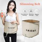 Hot Compress Far Infrared Heating Slimming Belt Weight Loss Vibration Massager