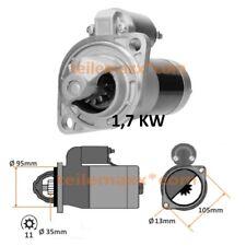 1,7 KW  Starter für Yanmar Motor Fuchs Lader Neuson Thaler S114-883 129242-77010