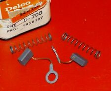 NOS 1962-64 Chevrolet Buick Oldsmobile Pontiac Cadillac generator brush package