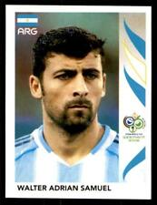 Panini World Cup Germany 2006 - Argentina Walter Adrian Samuel No. 175